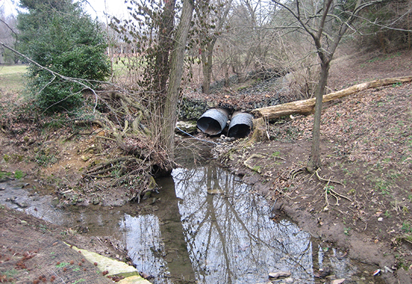 Ecton Park Sanitary Sewer Replacement