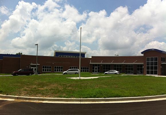 Willis H. Justice Elementary School