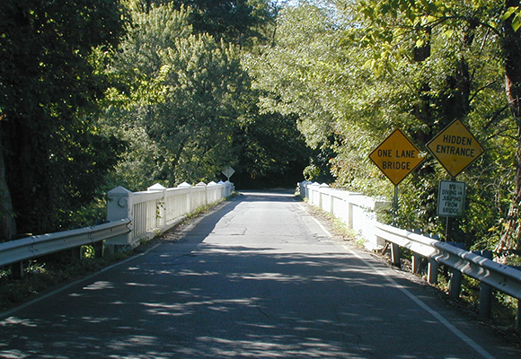 River Road Bridge Widening