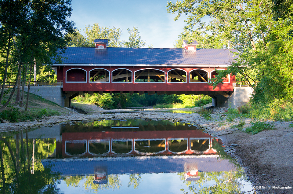 Hueston Woods Covered Bridge