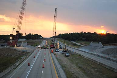 Graves Road / I-275 Interchange – Design-Build