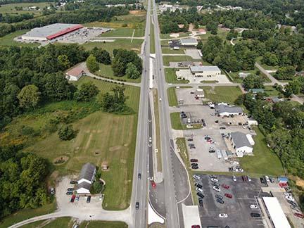 US-31W – R-Cut Corridor
